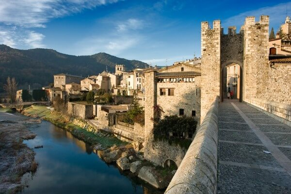 Most beautiful towns and villages in the Pyrenees