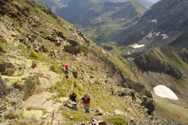 Walking holidays Pyrenees - Andorra