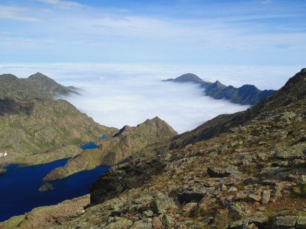 Walking holidays Pyrenees - Andorra