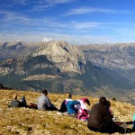 Views of Pedraforca   Trekking in the Cadi Moixero Natural Park   Hiking in Catalonia Spain   Guided Walking Holiday