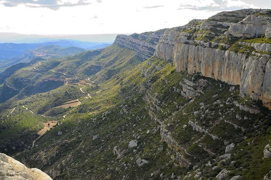 hiking in priorat montsant | Walking holiday Spain