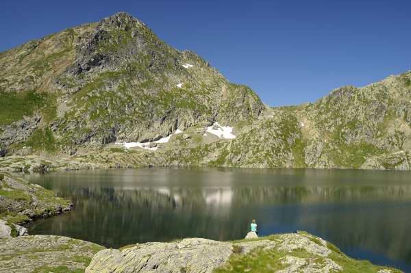 Les chemins de la liberté randonnée Pyrénées   Trekking entre l'Ariège et la Catalogne