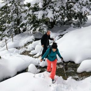 Cerdanya | Snowshoeing holidays