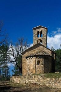 Bergueda | Sant Sadurni de Rotgers during a trek through the Pyrenees