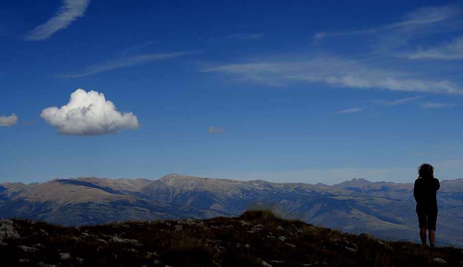 Randonnée dans les Pyrénées   Cadi Moixero