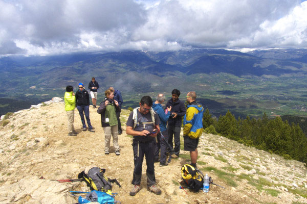 Group Bookings with TrekPyrenees