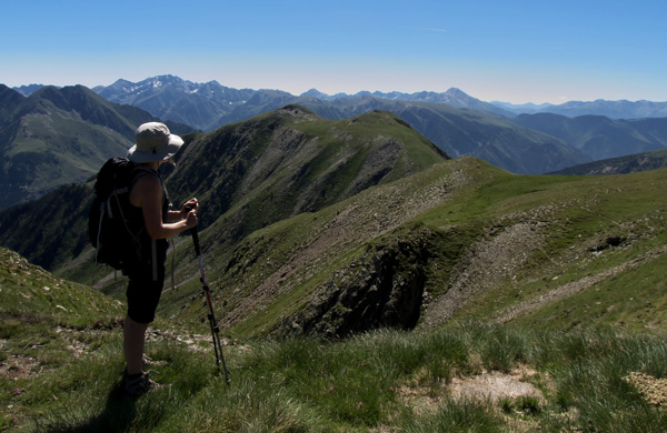 Alt Pirineu Natural Park | Walking in the Pyrenees | Trekking Holiday