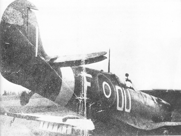 Pilot's escape from France in WW2