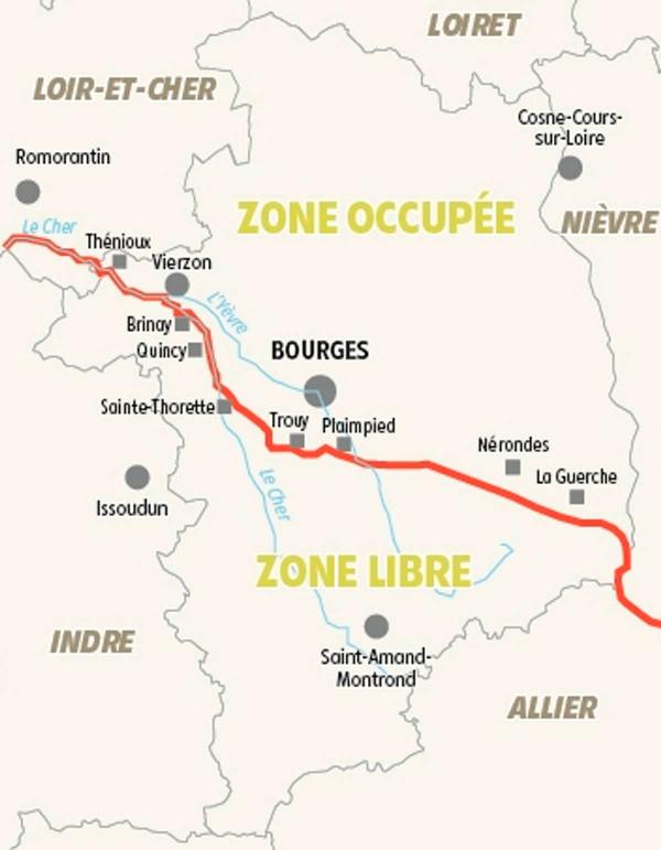 War escape across the Pyrenees
