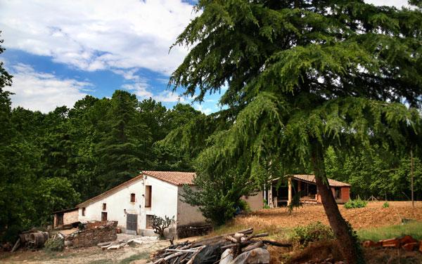 Mas Agusti | The house were Serrallonga, the last bandit, was captured