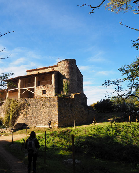 La Sala | The house where Serrallonga, the last bandit, was born